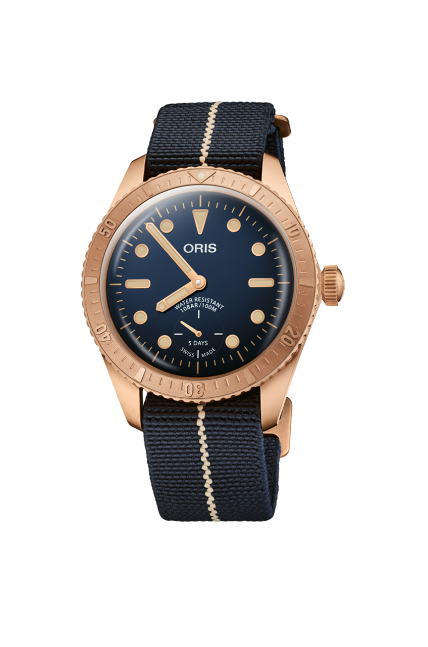Oris Carl Brashear Calibre 401 Limited Edition